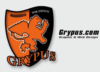 Grypus.com Diseño grafico